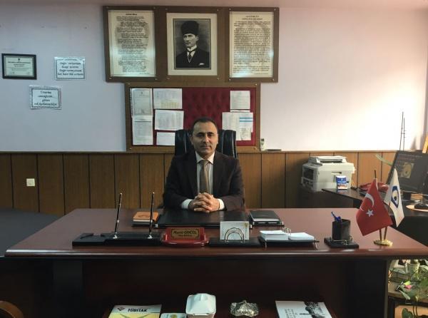 Murat ÖNCÜL - Okul Müdürü
